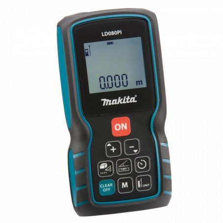 Medidor de Distancia Laser Makita LD080PI