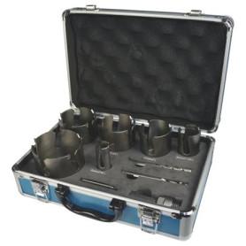 set sierra copa multimateria 22/35/51/57/64/76 mm (9 pcs)