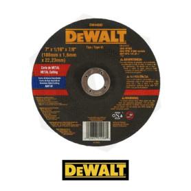 """disco corte delgado metal inoxidable 7"""" x 1/16''"""